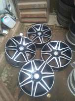 Mercedes Benz AMG alloy wheels size 18