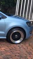 17 inch BBS rims and tires for sale