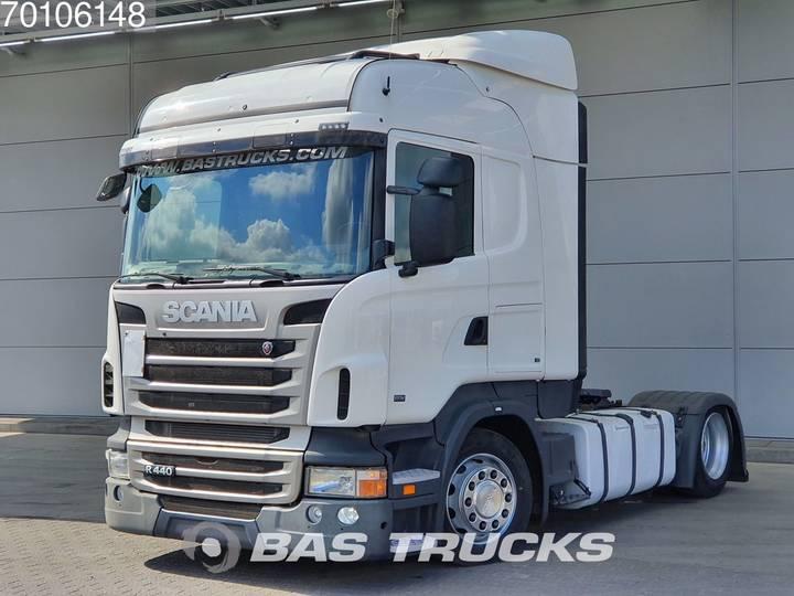 Scania R440 4X2 Retarder Mega EEV - 2013