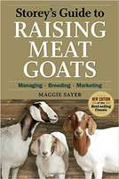 Meat Goats Book- Raising Meat goats