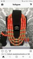 Complete bridal beads