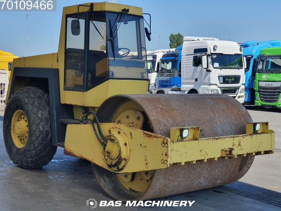 BOMAG BW 213 D - 1991 - image 3