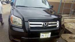 first body used Honda Pilot upgraded to 06 with full option