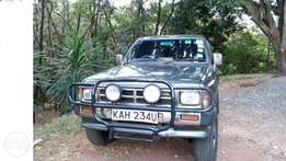 Toyota Surf Clean and Very good Condition