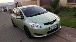 2008 Toyota Auris Manual Hatch 5-door bargain price R84999