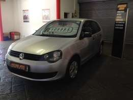 2010 Volkswagen Polo Vivo 1.4, FSH, R109995, EXCELLENT CONDITION!!!