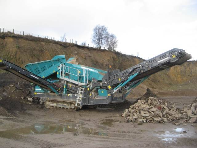 Powerscreen Warrior 1400 X - 2015