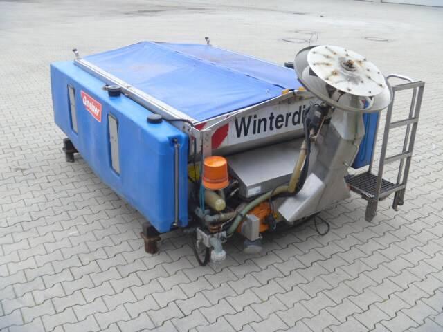 Unimog Salzstreuer Gmeiner Sta2500e/fs - 2004