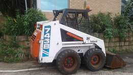BOBCAT 743B for sale