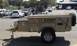 GT Camper the new generation offroad trailer now available