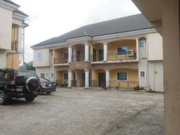 Tastefully Finished 3 Bedroom Apartment at Peter Odili Road, PHC