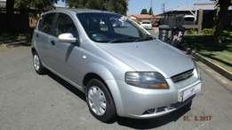 2007 Chevrolet Aveo 1.5 LS 5dr in good condition