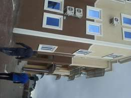 To let, serviced 3 bedroom flat at lifecamp after kado ish mkt