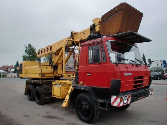 Tatra T815 UDS 214A (ID 9064) - 1985