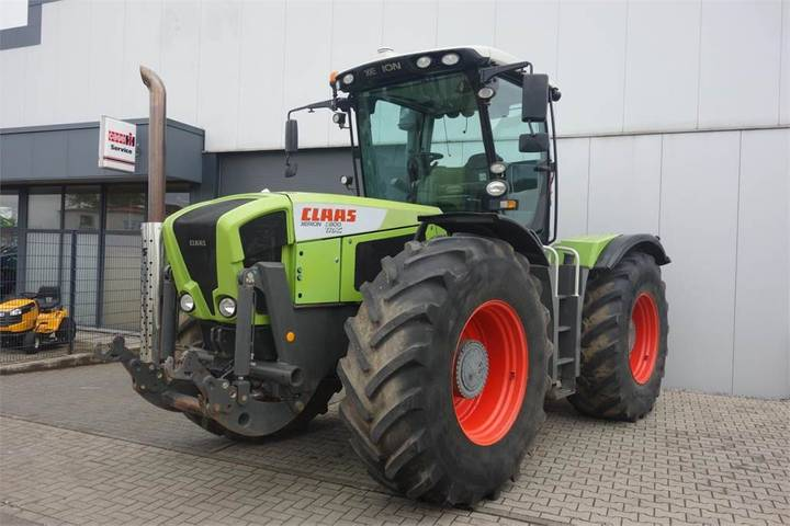 Claas Xerion 3800 Trac - 2008