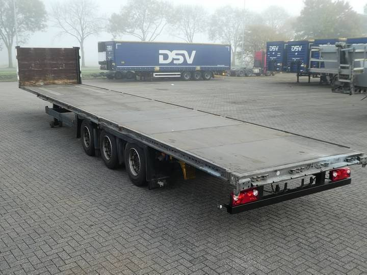 Schmitz Cargobull MEGA 3 AXLE DISC 435/45r19.5 - 2012 - image 3