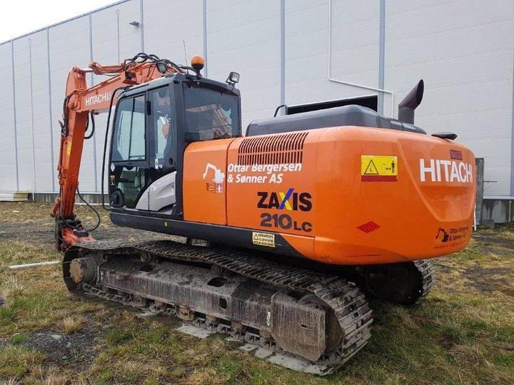 Hitachi Zx 210lc- 5b - 2012