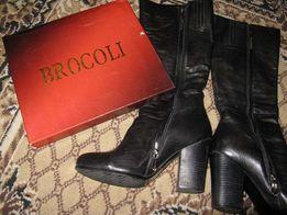cbab99c63e871e Шкіряні чоботи 40р. від BROCOLI