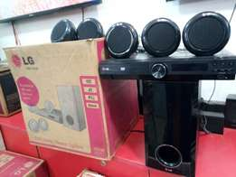 Genuine LG brand new, boxed 1000 watts, blue tooth home theatre system
