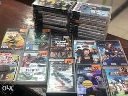 PSP Games EX UK CDs in good quality