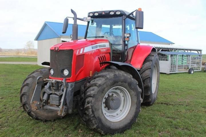 Massey Ferguson 7499 dyna-vt - 2012