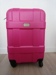 b80d66e2d14b3 WITTCHEN mała twarda walizka 20 cali walizka kabinowa fuksja