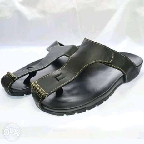 Prada open leather and rubber outsole Kampala - image 1
