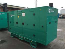 Brand New Cummins 110kVA / 100kVA Canopied Diesel Generators