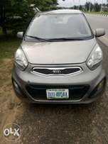 clean registered 2014 kia Picanto for sale