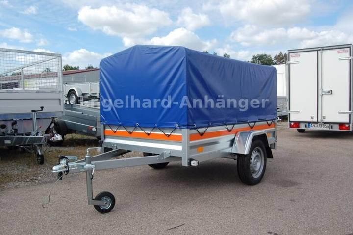 TEMA ECO 2012 - 750 kg ca. 205x125x110 Plane