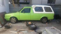 Vw caddy 1600 complete