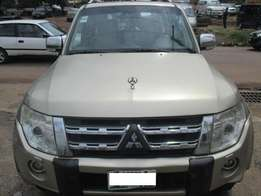 Neatly Used Mitsubishi Pajero 011, Registered
