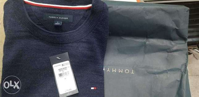 pullover Tommy original sizes Small & medium & large