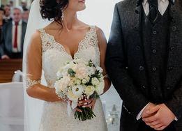 a1f25faa71 Katowice Używane suknie ślubne
