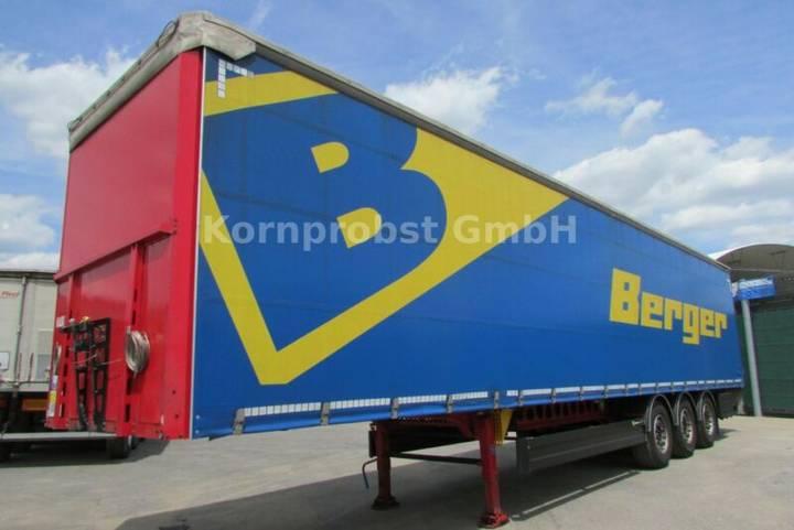 Berger SAPL 24 LTN - Tautliner - Zertifikat Nr.: 433 - 2014