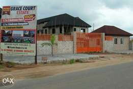 Land/ building at Grace Court, back of RCCG camp new Auditorium, Mowe