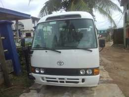 Toyota coaster bus 2007/08 Model