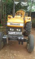 Tractor + water bowser for sale in Kisumu, 5000 litre capacity