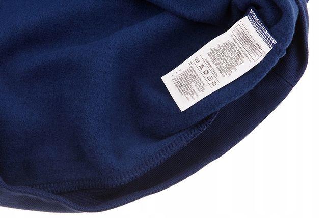 Bluza ADIDAS męska bawełniana granatowa rozm. M, L, NOWA