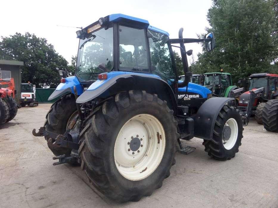 New Holland Tm 150 - 2001 for sale | Tradus