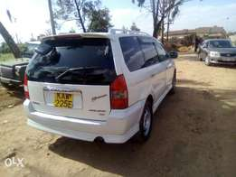 Mitsubishi chariot,7seaters,1800cc with two sunroof