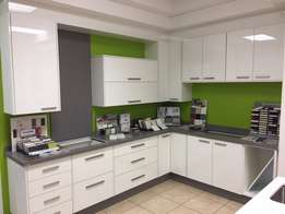 Kitchen units and worktops for sale