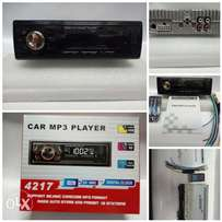 Generic car radio with usb,aux and sd slot