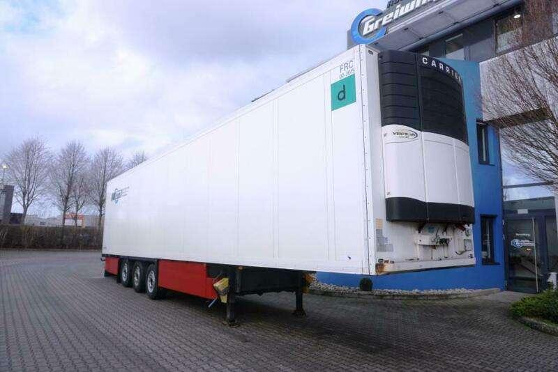 Schmitz Cargobull Sko 24/l Fp 60 Cool, Carrier Vector, Multitemp - 2009