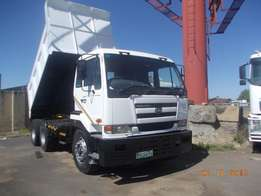 Nissan Ud 290 6Cube Tipper for sale