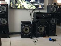 7.2 Sony home theater system with DVD player for sell
