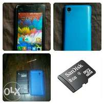 A Clean Tecno Y2 For sale with 8Gb memory card or swap