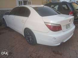 BMW 550i for sale in abuja