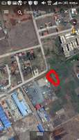 2 acres industrial land behind mastermind touching community road