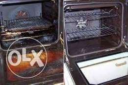 Oven Cleaning Service in Lagos